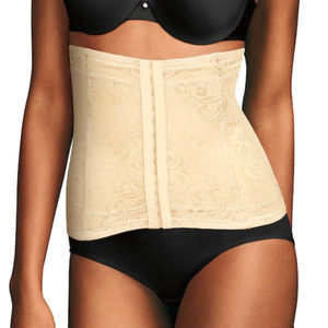 NWT Nude corset tummy control waist trainer M